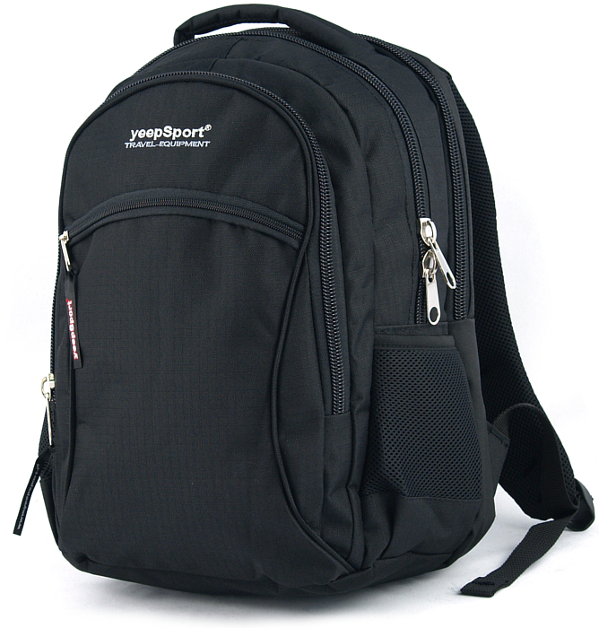 medium school backpack #106 S94 black