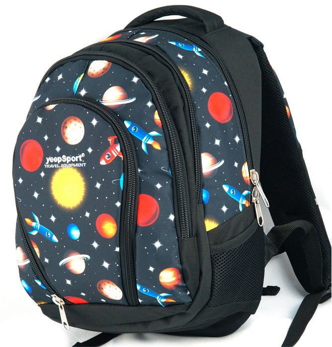 medium school backpack #491 S113dx universe