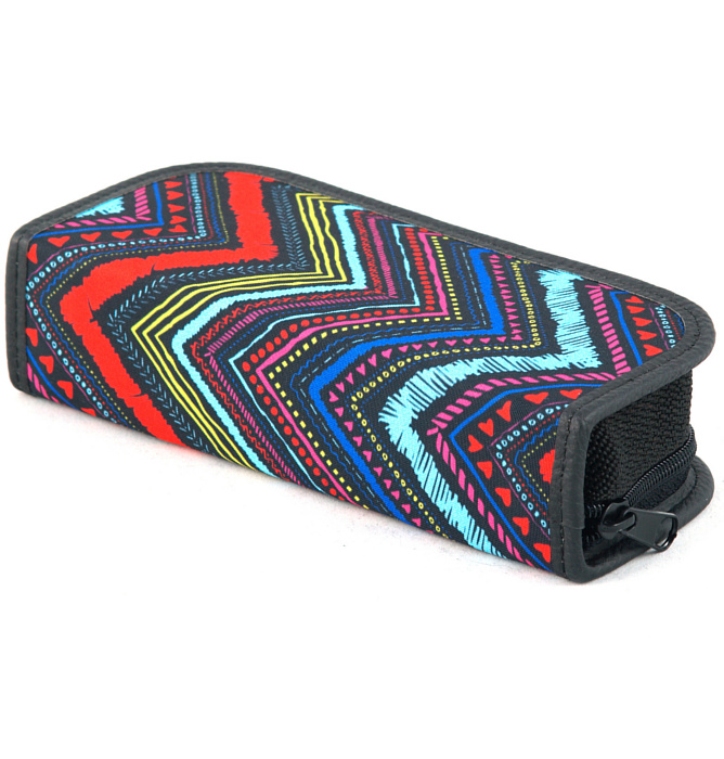 rectangle-shaped pencil case #407 T2a mexican