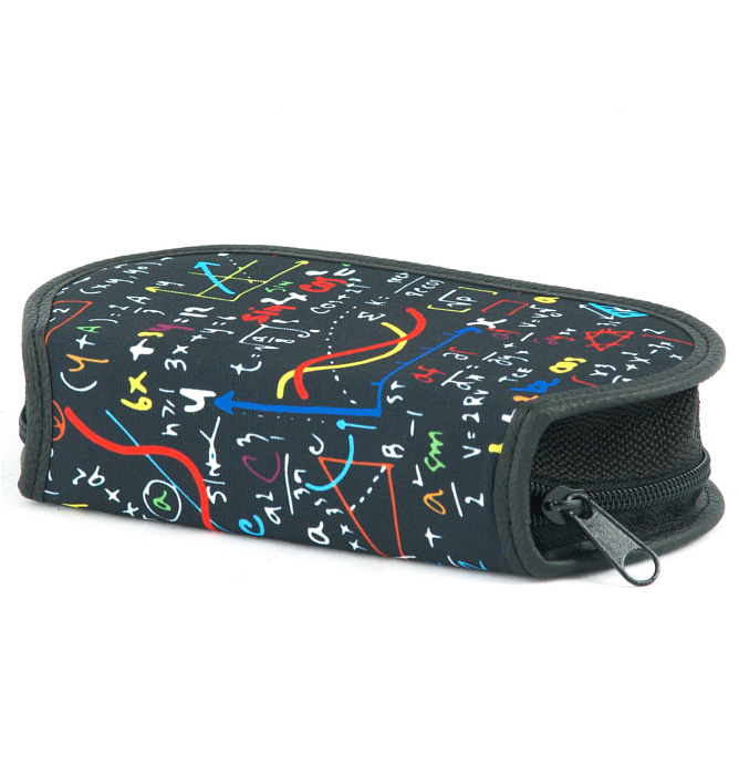 section divided pencil case #518 T2b algebra