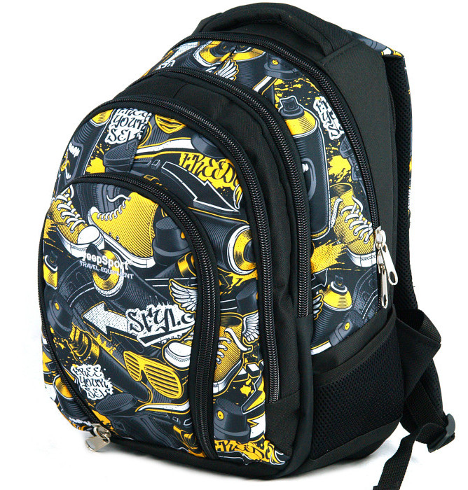 #558 S113dx graffiti yellow stylez