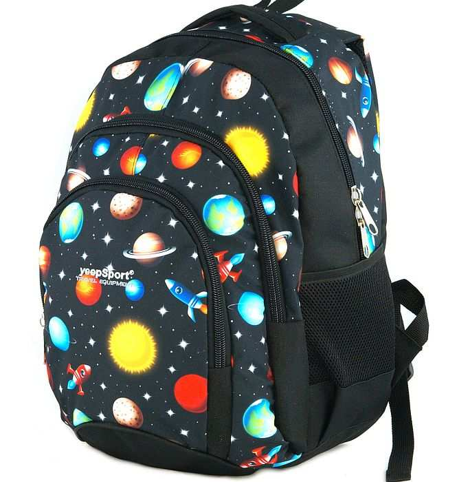 large school backpack #623 S119dx universe